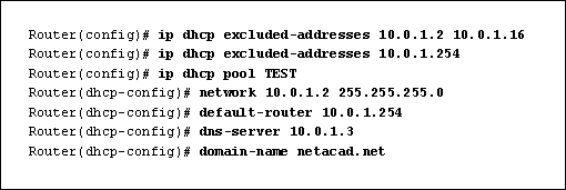 ccna chapter 6 assignment